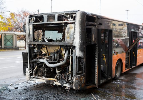Global Statistics Illustrate Importance of Bus and Coach Fire Protection
